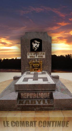 Lounès Matoub et la République Kabyle