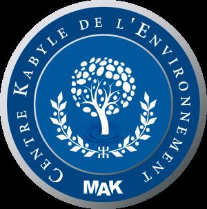 Logo officiel du Centre Kabyle de l'Environnement (alpha)