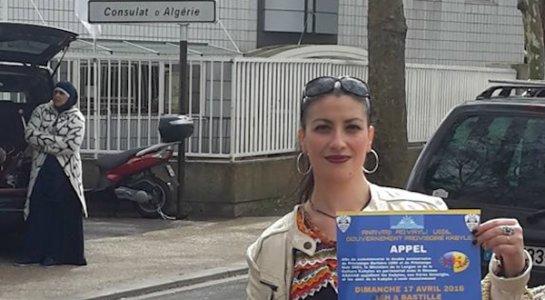 MAK consulat d'Algérie Bobigny
