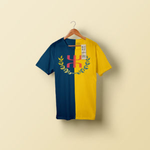 Le Drapeau national Kabyle T-Shirt