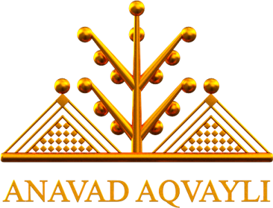Logo Anavad en or (alpha)