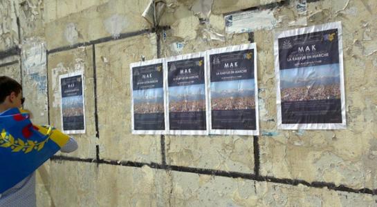 campagne affichage MAK