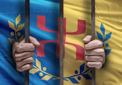 Le Drapeau National Kabyle décidé